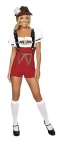 4-Piece-German-Beer-Girl-Oktoberfest-Suspender-Romper-Costume-0