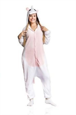 Adult-Unicorn-Kigurumi-Animal-Onesie-Pajamas-Plush-Onsie-One-Piece-Cosplay-Costume-0