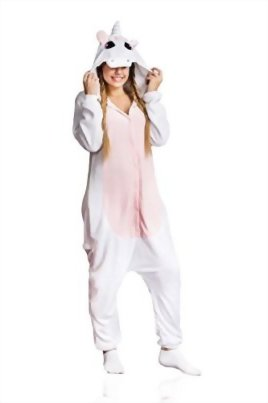 Adult-Unicorn-Kigurumi-Animal-Onesie-Pajamas-Plush-Onsie-One-Piece-Cosplay-Costume-0-7