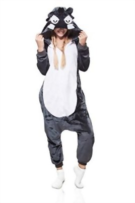 Adult-Wolf-Kigurumi-Animal-Onesie-Pajamas-Plush-Onsie-One-Piece-Cosplay-Costume-0-2