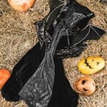 Adult-Women-Bat-Costume-Halloween-Cosplay-Role-Play-Evil-Night-Demon-Dress-Up-0-3