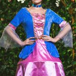 Adult-Women-Classic-Fairy-Tale-Princess-Fairy-Costume-Cosplay-Role-Play-Dress-Up-0-0
