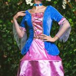 Adult-Women-Classic-Fairy-Tale-Princess-Fairy-Costume-Cosplay-Role-Play-Dress-Up-0-1