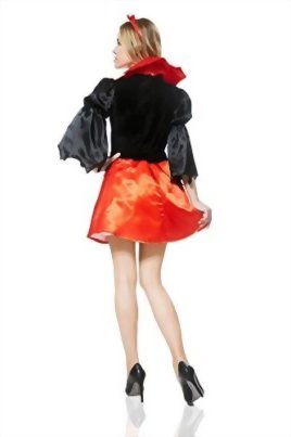 Adult-Women-Fairest-Damsel-Maiden-Fairy-Tale-Costume-Role-Play-Cosplay-Dress-Up-0-2