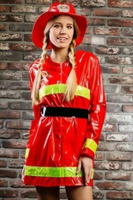 Adult-Women-Firewoman-Costume-Firefighter-Role-Play-Fire-Hero-Rescuer-Dress-Up-0-0