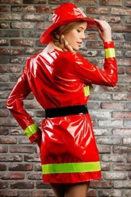Adult-Women-Firewoman-Costume-Firefighter-Role-Play-Fire-Hero-Rescuer-Dress-Up-0-3