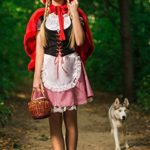 Adult-Women-Little-Red-Riding-Hood-Fairy-Tale-Costume-Cosplay-Role-Play-Dress-Up-0-0