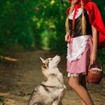 Adult-Women-Little-Red-Riding-Hood-Fairy-Tale-Costume-Cosplay-Role-Play-Dress-Up-0-1