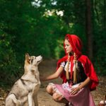 Adult-Women-Little-Red-Riding-Hood-Fairy-Tale-Costume-Cosplay-Role-Play-Dress-Up-0-2