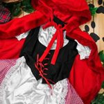 Adult-Women-Little-Red-Riding-Hood-Fairy-Tale-Costume-Cosplay-Role-Play-Dress-Up-0-5