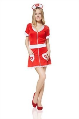 Adult-Women-Naughty-Nurse-Halloween-Costume-Sexy-Therapist-Dress-Up-Role-Play-0-0