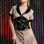 Adult-Women-Prison-Guard-Halloween-Costume-Naughty-Sheriff-Dress-Up-Role-Play-0-0