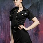 Adult-Women-Sassy-Cop-Costume-Police-Officer-Girl-Role-Play-Investigator-Dress-Up-0-1