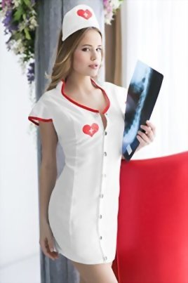 Adult-Women-Sexy-Nurse-Halloween-Costume-Naughty-Doctor-Dress-Up-Role-Play-0-1