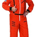 Aeromax-Adult-Astronaut-Suit-with-Embroidered-Cap-Orange-Small-0