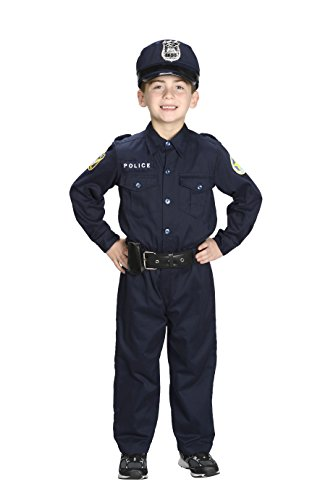 Aeromax Jr. Police Officer Suit