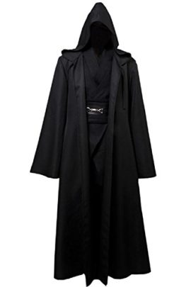 Allten-Mens-Cosplay-Costume-Black-Linen-Halloween-Robe-Tunic-Outfit-0