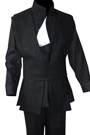 Allten-Mens-Cosplay-Costume-Linen-black-Halloween-Outfit-0