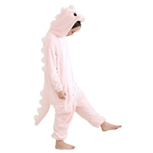 Aoibox-Adult-Dinosaur-Plush-One-Piece-Animal-Cosplay-Costume-Pajamas-0-0