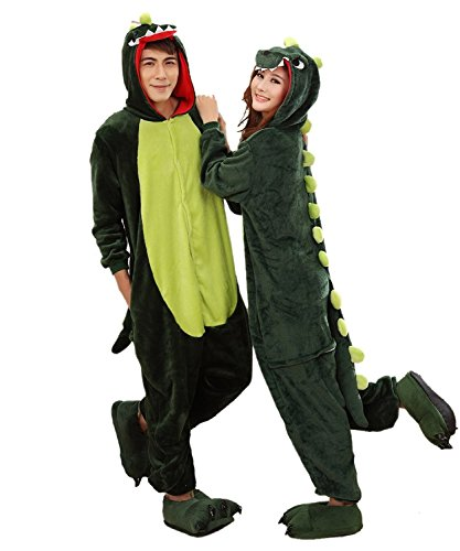 Aoibox-Adult-Dinosaur-Plush-One-Piece-Animal-Cosplay-Costume-Pajamas-0-1