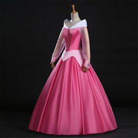 Aurora-Costume-for-Adult-Women-Halloween-Princess-Cosplay-Dress-Masquerade-Accessory-Pink-0-2