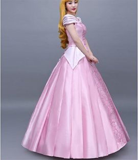 Aurora-Costume-for-Adult-Women-Halloween-Princess-Cosplay-Dress-Masquerade-Accessory-Pink-0-5