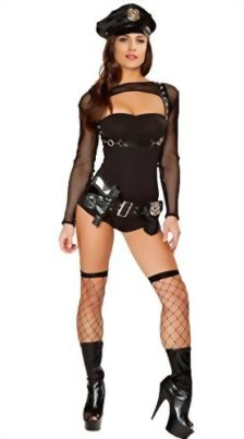 Bad-Cop-Costume-Sexy-Cop-Halloween-Police-Party-Costume-0
