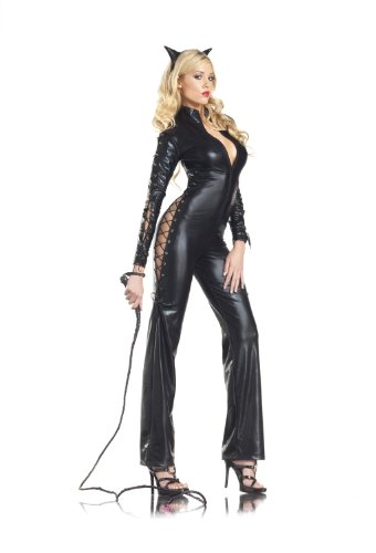 Be Wicked Two-Faced Catwoman Costume