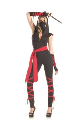 Be-Wicked-Womens-5-Piece-Mortal-Ninja-0