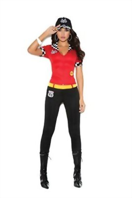 Burning-Hot-High-Output-Octane-Honey-Halloween-Roleplay-Costume-3pc-Set-0