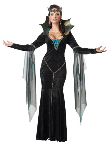 California Costumes Evil Sorceress Adult Costume-