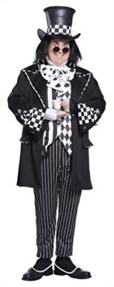 California-Costumes-Mens-Plus-Size-Dark-Mad-Hatter-From-Alice-In-Wonderland-0