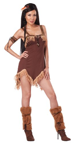 California Costumes Women's Adult- Indian Princess Costume