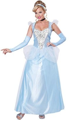California-Costumes-Womens-Classic-Cinderella-Long-Dress-0