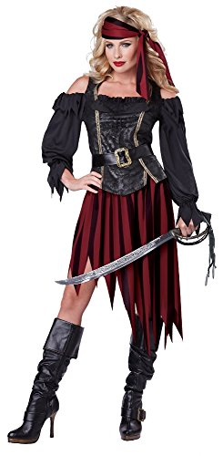 California Costumes Women's Queen Of The High Seas Buccaneer