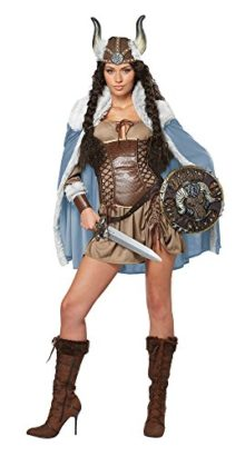 California-Costumes-Womens-Viking-Vixen-Sexy-Warrior-Costume-0