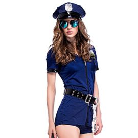 Colorful-House-Womens-Officer-Police-Uniform-Costume-Navy-Blue-0-1