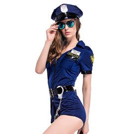 Colorful-House-Womens-Officer-Police-Uniform-Costume-Navy-Blue-0-2