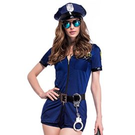 Colorful-House-Womens-Officer-Police-Uniform-Costume-Navy-Blue-0