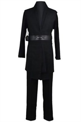 Cosdaddy-Mens-Cosplay-Costume-Halloween-Outfit-Black-Version-0-2