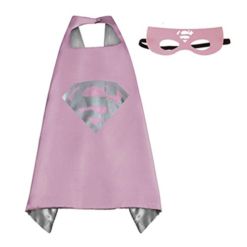 DC-Comics-Adult-Size-Supergirl-Logo-Cape-and-Mask-with-Gift-Box-by-Superheroes-0