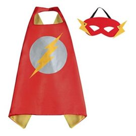 DC-Comics-Adult-Size-The-Flash-Logo-Cape-and-Mask-with-Gift-Box-by-Superheroes-0