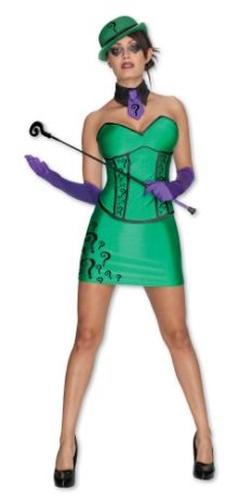 DC-Comics-Secret-Wishes-Super-Villain-Riddler-Costume-0
