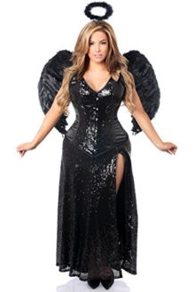 Daisy-Corsets-Womens-Premium-Angel-Of-Darkness-Corset-Costume-0
