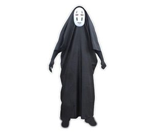 Danyer-Fancy-No-Face-Spirited-Away-Cosplay-Costume-with-Mask-gloves-for-Halloween-0-3