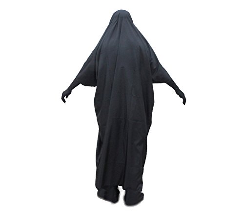 Danyer-Fancy-No-Face-Spirited-Away-Cosplay-Costume-with-Mask-gloves-for-Halloween-0-4