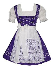 Dirndl-Trachten-Haus-3-piece-Short-German-Party-Oktoberfest-Dress-0