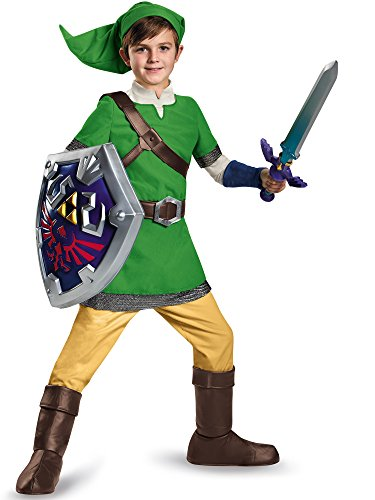 Disguise Link Deluxe Child Costume