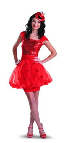 Disguise-Sesame-Street-Elmo-Glam-Deluxe-Womens-Adult-Costume-0