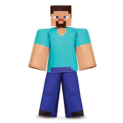 Disguise Steve Prestige Minecraft Costume